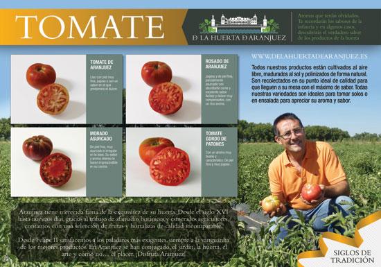 Cartel tomate